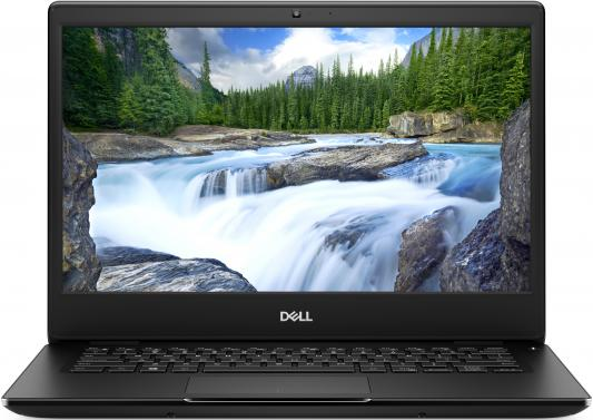"Ноутбук Dell Latitude 3400 Core i5 8265U/8Gb/1Tb/Intel UHD Graphics 620/14""/FHD (1920x1080)/Windows 10 Professional 64/black/WiFi/BT/Cam pitatel bt 225 аккумулятор для ноутбуков dell latitude d400"