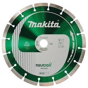 Картинка для Диск алмазный сегментный MAKITA Neutron Enduro Ф180х22.2мм  Ф180х22мм сегментный по бетону