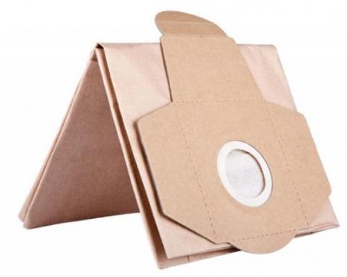 Мешок STATUS 09611301 30 литров для пылесосов в упаковке 5шт бумажные двухслойные мешки бумажные status 30л 5шт 9611301