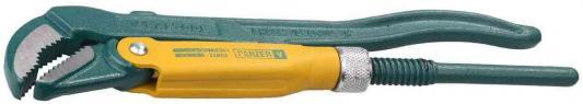 Ключ KRAFTOOL 2735-15_z01 трубный рычажный тип panzer-v изогнутые губки цельнокованный cr-v сталь ключ kraftool трубный тип panzer l прямые губки cr v сталь цельнокованный 1 330 мм