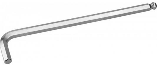 Ключ KRAFTOOL 27437-19 INDUSTRIE длинный c шариком, Cr-Mo, хромосатинированное покрытие, HEX 19