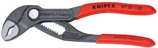 Ключ KNIPEX KN-8701125 КОБРА переставной цена