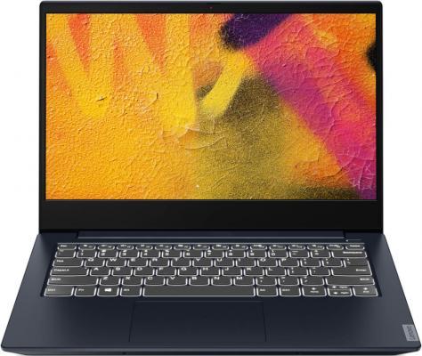 """цена на Ноутбук Lenovo S340-14IWL 14.0"""" FHD, Intel Core i3-8145U, 8Gb, 256Gb SSD, noDVD, Win10, blue (81N700J1RU)"""