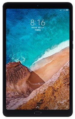 Планшет Xiaomi Mi Pad 4 PLUS LTE Snapdragon 660 (2.2) 4C/RAM4Gb/ROM64Gb 10 IPS 1920x1200/4G/Android 8.1/черный/13Mpix/5Mpix/BT/GPS/WiFi/Touch/microSDXC 256Gb/8620mAh