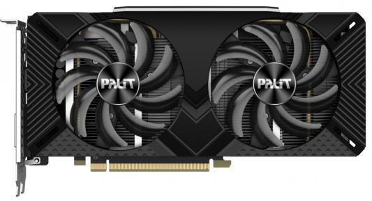 Видеокарта Palit nVidia GeForce RTX 2060 SUPER DUAL PCI-E 8192Mb GDDR6 256 Bit Retail (NE6206S018P2-1160A)