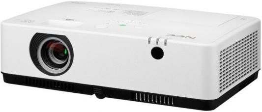 Фото - NEC ME372W(G) Проектор {3LCD 1280x800 WXGA 16:10 3700lm 16000:1 2xHDMI 3,2kg} проектор nec me372w