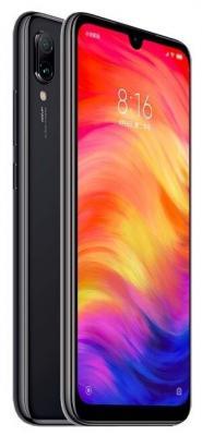 Смартфон Xiaomi Redmi Note 7 128 Гб черный смартфон oneplus 6t 128 гб черный