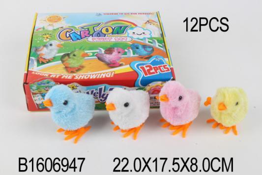 Заводная игрушка best toys Цыплята