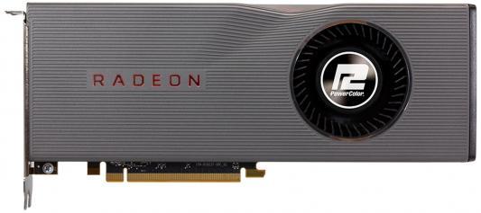 купить Видеокарта PowerColor Radeon RX 5700XT AXRX 5700XT 8GBD6-M3DH PCI-E 8192Mb GDDR6 256 Bit Retail онлайн