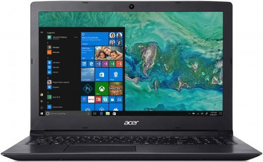 Ноутбук Acer Aspire A315-41-R3YF Ryzen 3 2200U/4Gb/SSD256Gb/AMD Radeon Vega 3/15.6/FHD (1920x1080)/Linux/black/WiFi/BT/Cam ноутбук