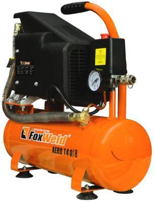 FOXWELD Компрессор масляный коаксиальный AERO 140/8{Мощность 1.1 кВт / 220В Габариты, мм 540 х 250 х 540 Вес, кг 15} [5068 fw]