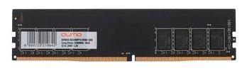 Оперативная память 16Gb (1x16Gb) PC4-21300 2666MHz DDR4 DIMM CL19 QUMO QUM4U-16G2666P19
