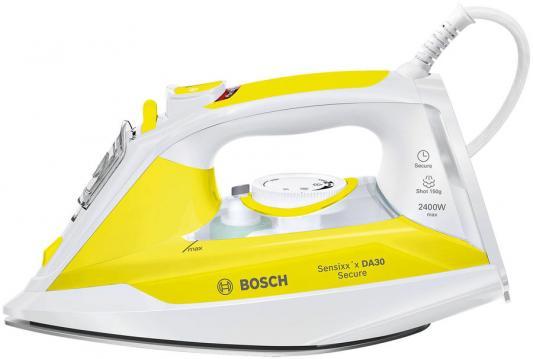 лучшая цена Утюг Bosch TDA3024140 2400Вт белый