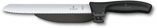 Нож кухонный Victorinox Swissclassic DUX-MESSER (6.8663.21) черный цена