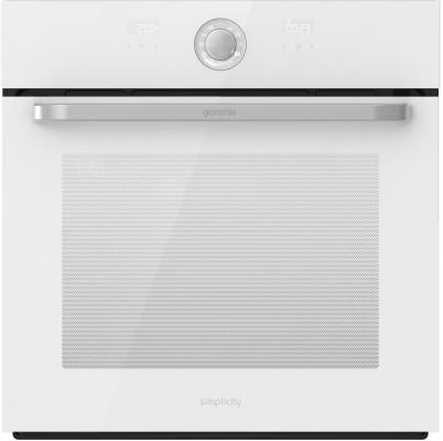 Духовой шкаф Электрический Gorenje Simplicity BO76SYW белый электрический духовой шкаф gorenje bcs547oraw белый bcs547oraw