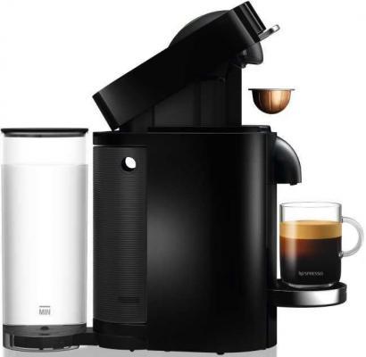 Кофемашина Delonghi Nespresso ENV155.B 1600Вт черный цена
