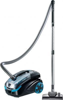 Пылесос моющий Thomas DryBOX Amfibia 1700Вт черный/голубой