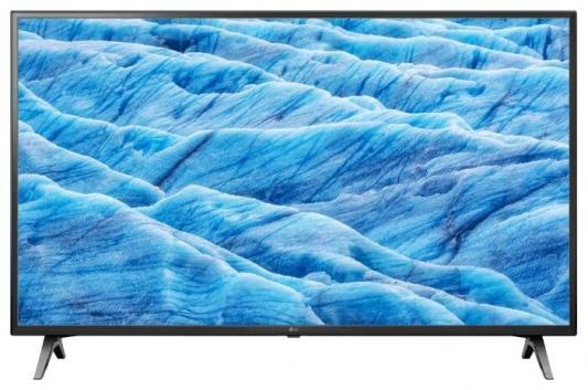 Телевизор LG 60UM7100PLB черный цена и фото