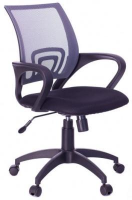 Кресло офисное Бюрократ CH-695K/DG/TW-11 серый чёрный недорого