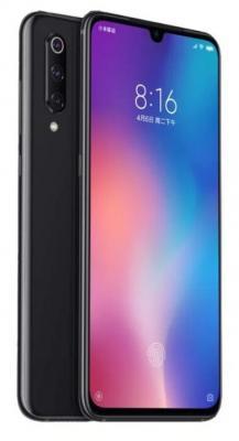 Смартфон Xiaomi Mi 9 64 Гб черный смартфон oukitel wp2 64 гб черный