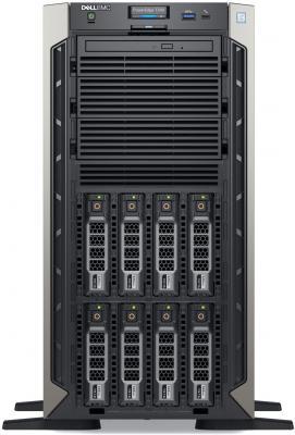 Сервер Dell PowerEdge T340 1xE-2174G 1x16GbUD x8 1x1.2Tb 10K 2.5in3.5 SAS RW H730p FP iD9Ex 1G 2P 1x495W 3Y NBD (T340-4782)