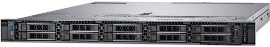 "Сервер Dell PowerEdge R640 2x5222 2x32Gb 2RRD x8 1x1.2Tb 10K 2.5"" SAS H730p mc iD9En 5720 4P 2x750W 3Y PNBD Conf-2 (R640-8677) стоимость"