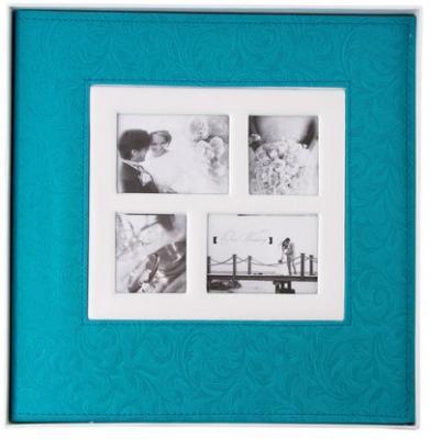 Фотоальбом BRAUBERG свадебный 30 х 32 см 20 листов