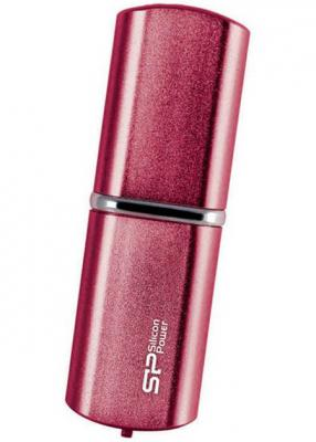 Внешний накопитель 8GB USB Drive <USB 2.0> Silicon Power LuxMini 720 Pink