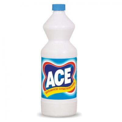 Средство для отбеливания и чистки тканей ACE ACE 1л цена