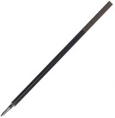 Стержень стираемый гелевый STAFF 130 мм, ЧЕРНЫЙ, узел 0,5 мм, линия письма 0,35 мм, GP110R цена