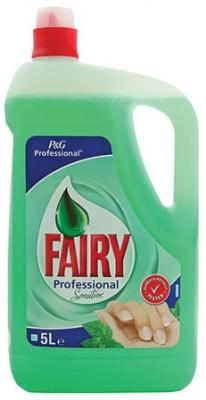 Средство для мытья посуды Fairy Зеленый чай 5л