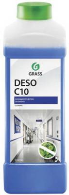 Средство дезинфицирующее 1 л GRASS DESO C10, нейтральное, низкопенное, концентрат, 125190