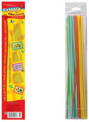 Картинка для Цветная бумага для квиллинга АППЛИКА, 4 цвета, 200 полосок, С1273