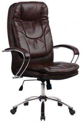 Кресло офисное Метта LK-11CH коричневый 531502