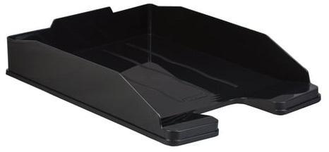 Фото - Лоток горизонтальный для бумаг СТАММ Эксперт, черный, ЛТ201 лоток для бумаг горизонтальный черный лт152
