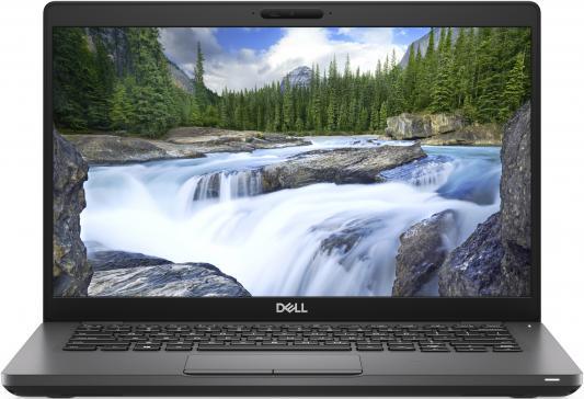"""Ноутбук Dell Latitude 5401 Core i5 9300H/8Gb/SSD256Gb/Intel UHD Graphics 630/14""""/FHD (1920x1080)/Linux Ubuntu/black/WiFi/BT/Cam цена и фото"""