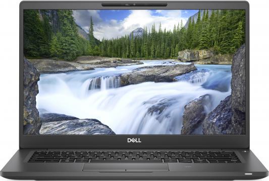 "Ультрабук Dell Latitude 7300 Core i5 8265U/8Gb/SSD256Gb/Intel HD Graphics 620/13.3""/IPS/FHD (1920x1080)/Linux/black/WiFi/BT/Cam цена и фото"