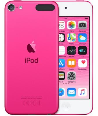 цена на Apple iPod touch 32GB - Pink MVHR2RU/A