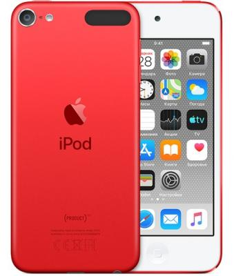 Apple iPod touch 128GB - PRODUCT(RED) MVJ72RU/A