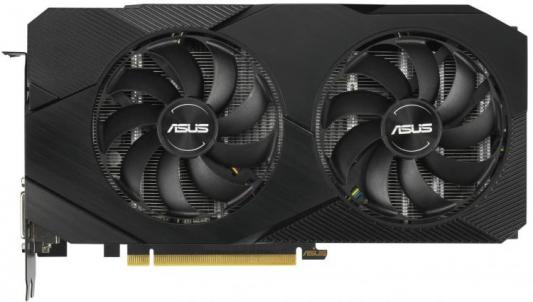 Видеокарта ASUS nVidia GeForce RTX 2060 DUAL EVO PCI-E 6144Mb GDDR6 192 Bit Retail (DUAL-RTX2060-6G-EVO)