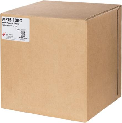 Фото - Тонер Static Control MPT5-10KG черный флакон 10000гр. для принтера HP LJ1200/4100/5000 тонер static control mpt8 1kg для принтера hp laserjet 5000 4100 1200 1 кг