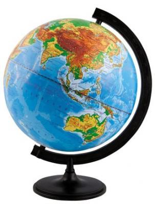 Фото - Глобус физический, диаметр 320 мм глобус физический глобусный мир 250 мм 10160 бирюзовый