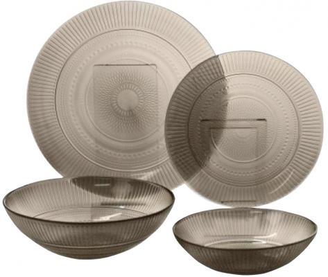 Набор посуды LUMINARC Louison Eclipse N8081 чайный набор luminarc ocean eclipse