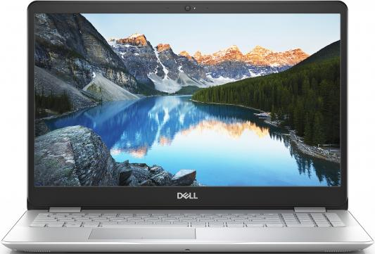 "Ноутбук DELL Inspiron 5584 15.6"" 1920x1080 Intel Core i5-8265U 256 Gb 8Gb nVidia GeForce MX130 2048 Мб серебристый Linux 5584-8028"
