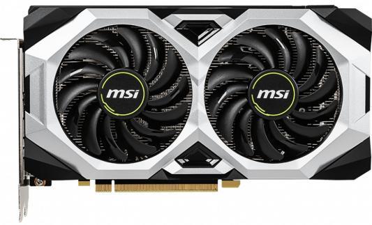 Видеокарта MSI nVidia GeForce RTX 2060 SUPER VENTUS OC PCI-E 8192Mb GDDR6 256 Bit Retail (RTX 2060 SUPER VENTUS OC) видеокарта msi nvidia geforce rtx 2060 aero itx oc pci e 6144mb gddr6 192 bit retail rtx 2060 aero itx 6g oc