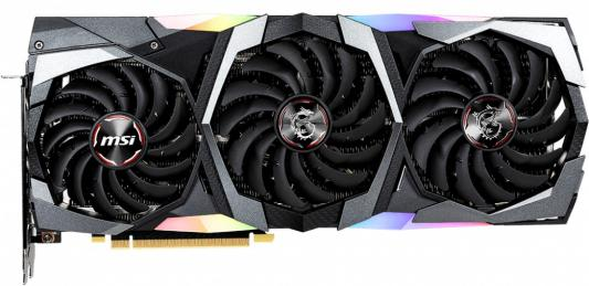 Видеокарта MSI nVidia GeForce RTX 2080 SUPER GAMING X TRIO PCI-E 8192Mb GDDR6 256 Bit Retail (RTX 2080 SUPER GAMING X TRIO)