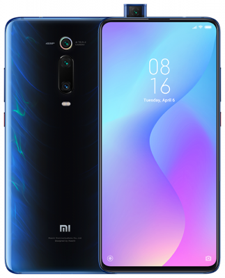 Смартфон Xiaomi Mi 9T 64 Гб синий