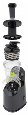 Соковыжималка Scarlett SC-JE50S46 150 Вт пластик чёрный соковыжималка scarlett sc je50s13 600 вт серебристый