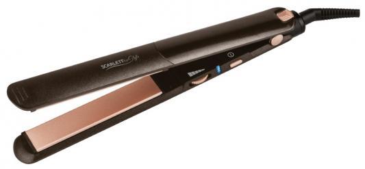 Выпрямитель для волос Scarlett SC-HS60T68 бронзовый выпрямитель для волос scarlett sc hs60592