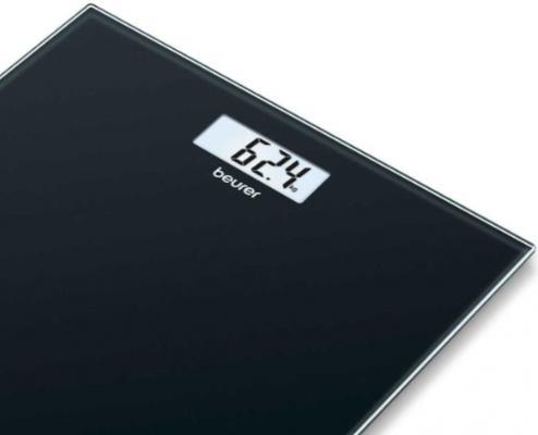 Фото - Весы напольные Beurer GS10 чёрный весы напольные beurer bf410 чёрный